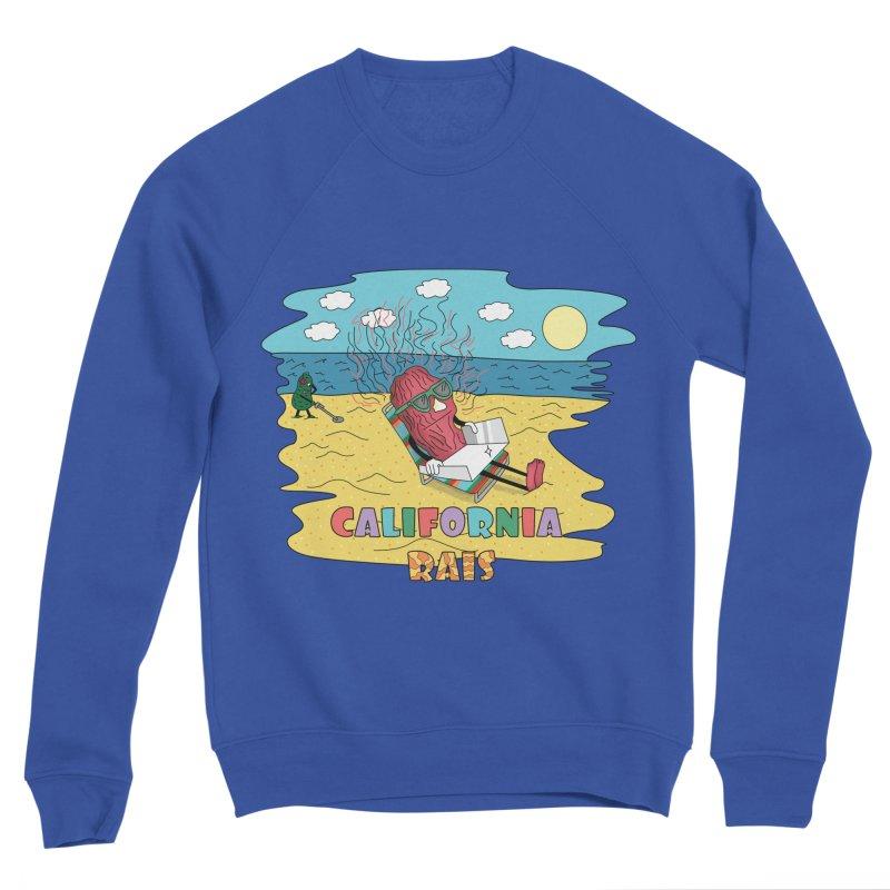 California Rais Men's Sweatshirt by Lanky Lad Apparel