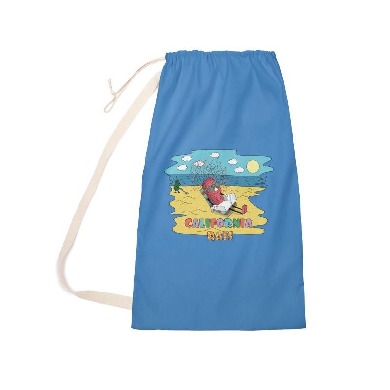 California Rais Accessories Bag by Lanky Lad Apparel