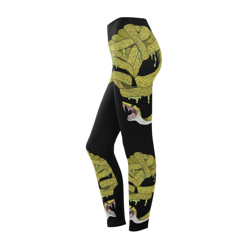 Poisonous Women's Bottoms by Lanky Lad Apparel