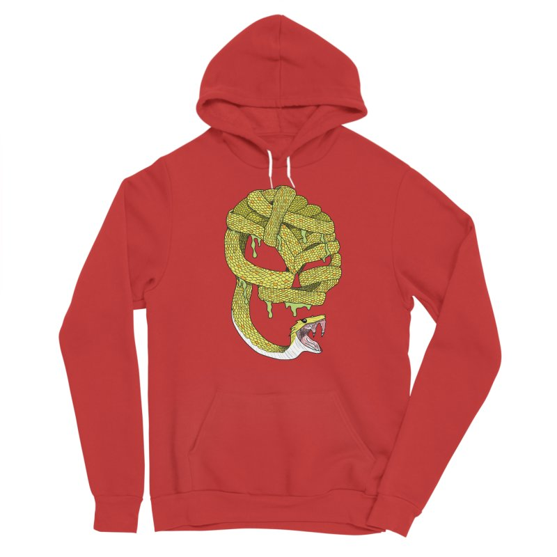 Poisonous Women's Pullover Hoody by Lanky Lad Apparel