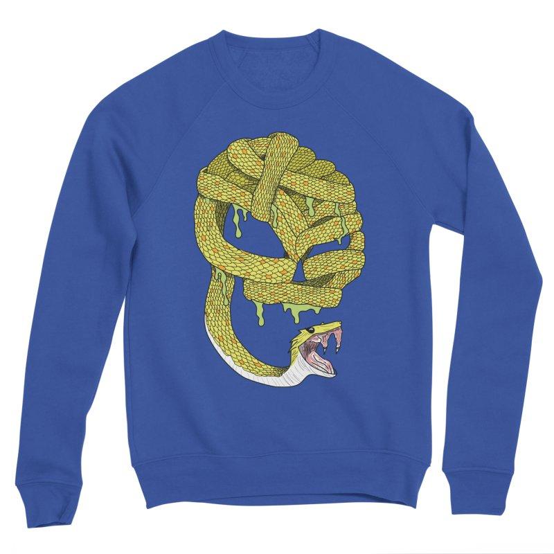 Poisonous Men's Sweatshirt by Lanky Lad Apparel