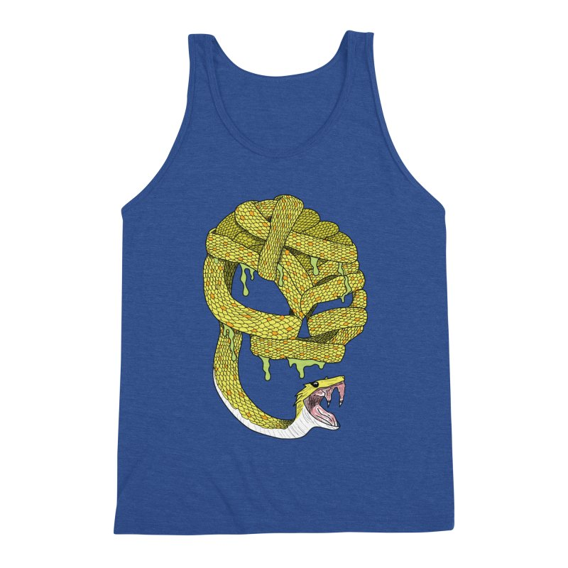 Poisonous Men's Tank by Lanky Lad Apparel