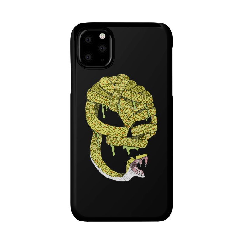 Poisonous Accessories Phone Case by Lanky Lad Apparel