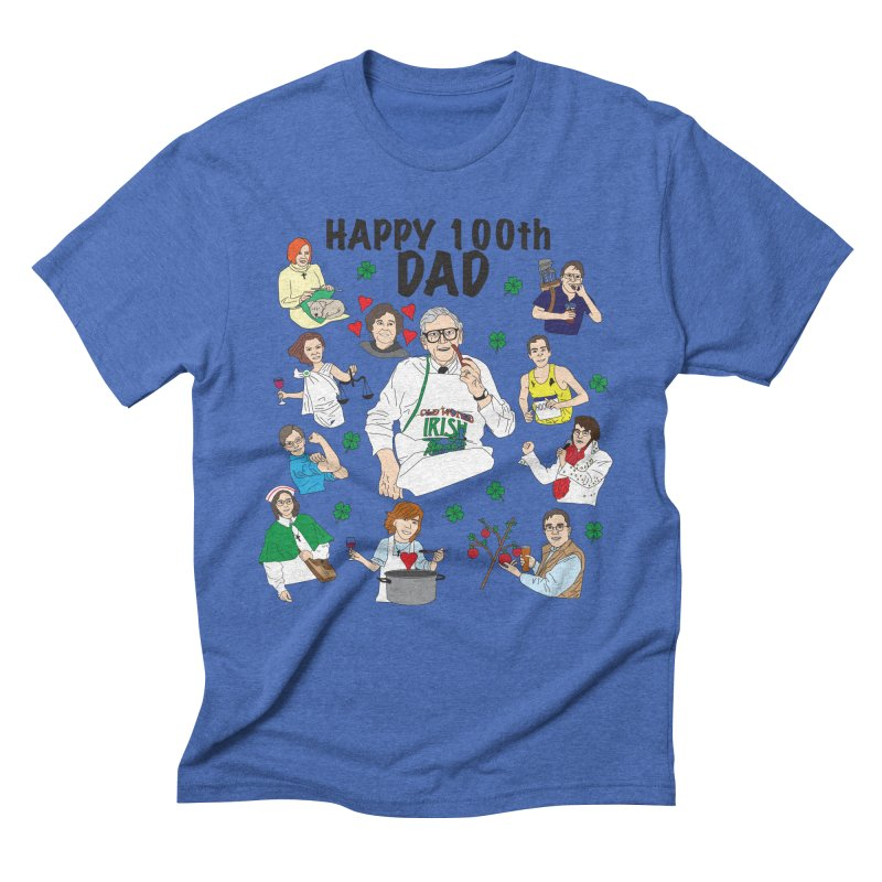 Hooper Family Men's T-Shirt by Lanky Lad Apparel