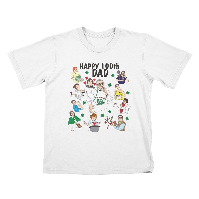 Hooper Family Kids T-Shirt by Lanky Lad Apparel