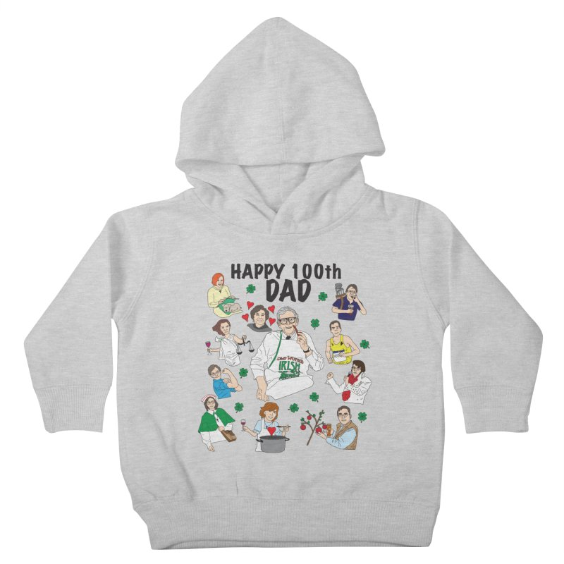 Hooper Family Kids Toddler Pullover Hoody by Lanky Lad Apparel