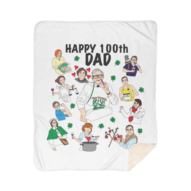 Hooper Family Home Blanket by Lanky Lad Apparel
