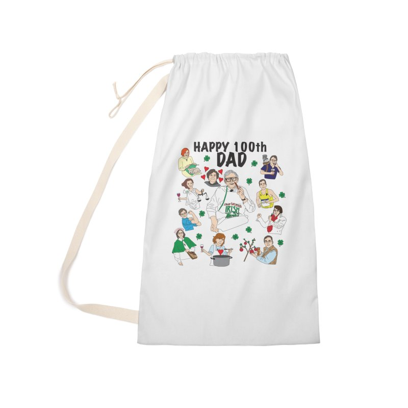 Hooper Family Accessories Bag by Lanky Lad Apparel