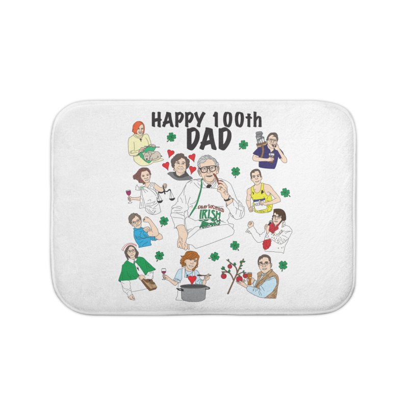 Hooper Family Home Bath Mat by Lanky Lad Apparel