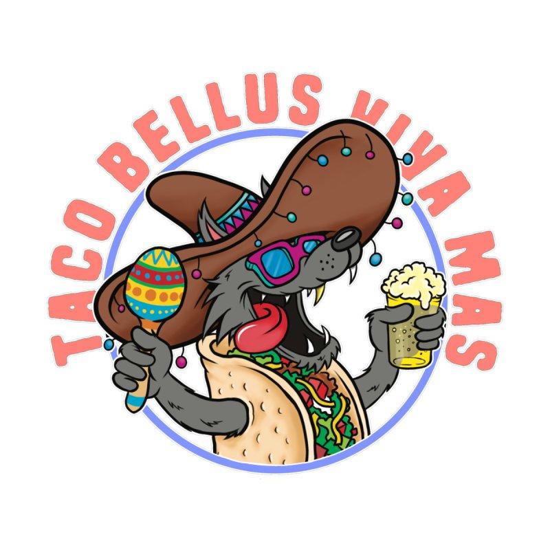 taco bellus Men's T-Shirt by Laser Wolf