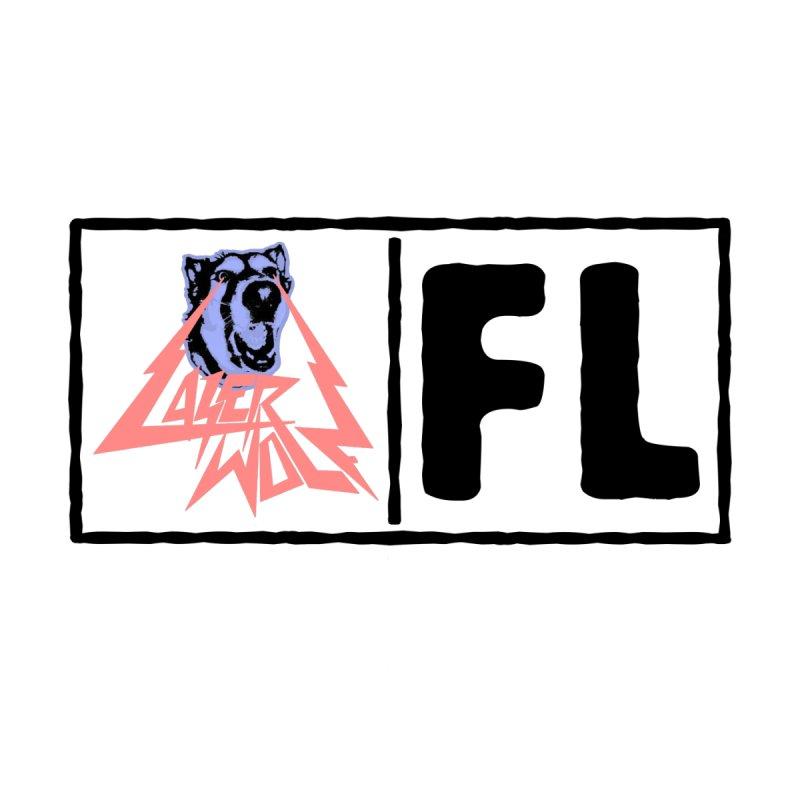 FLSRWLF Accessories Beach Towel by Laser Wolf