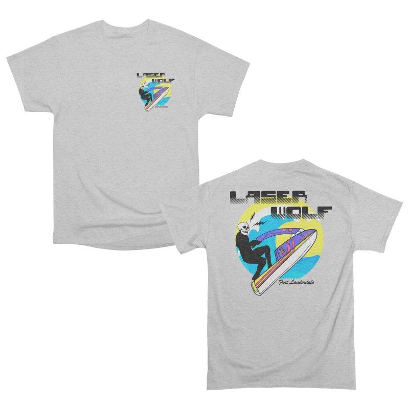 Wave Jumper 2.0 Men's T-Shirt by Laser Wolf