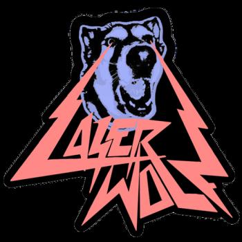Laser Wolf Logo