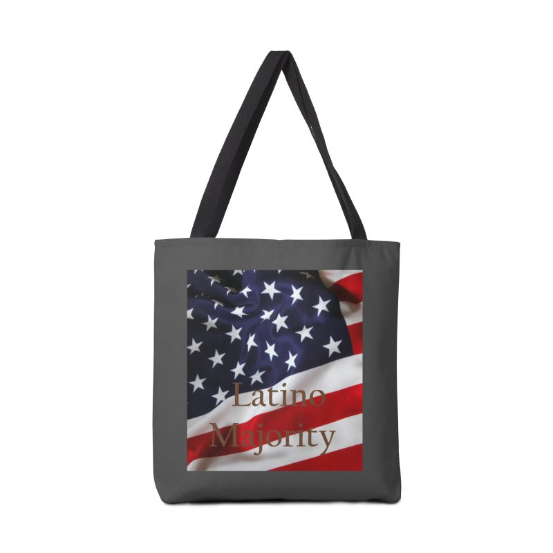 Latino Majority Accessories Tote Bag Bag by LatinX Strong