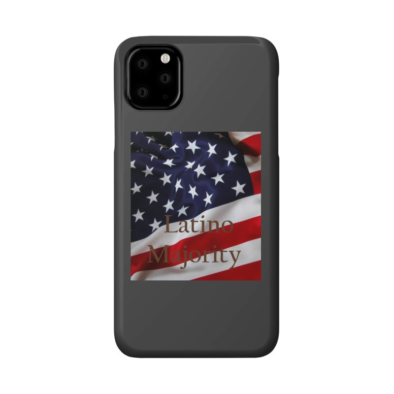 Latino Majority Accessories Phone Case by LatinX Strong