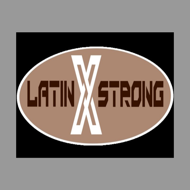 LatinX Strong Accessories Bag by LatinX Strong