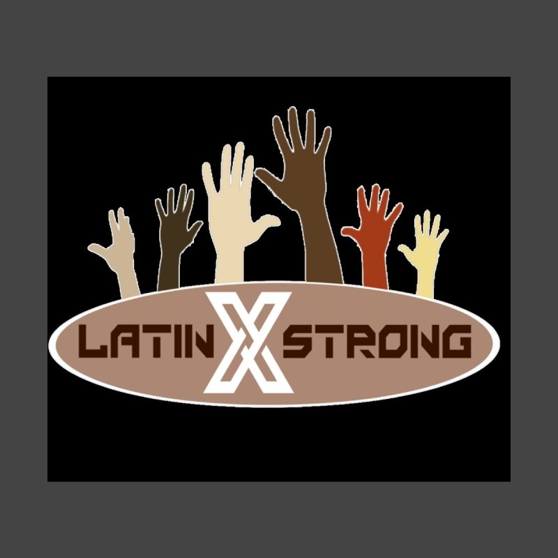LatinX Strong for Change Home Throw Pillow by LatinX Strong
