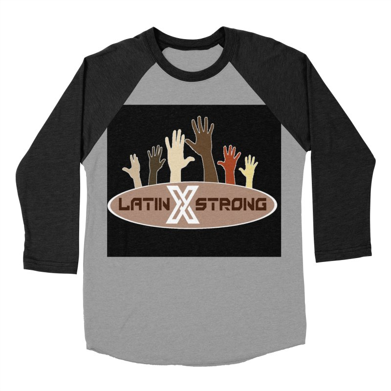 LatinX Strong for Change Men's Longsleeve T-Shirt by LatinX Strong