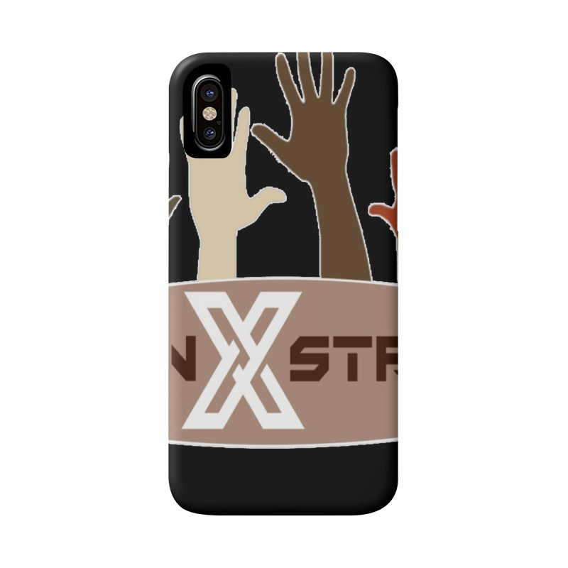 LatinX Strong for Change Accessories Phone Case by LatinX Strong