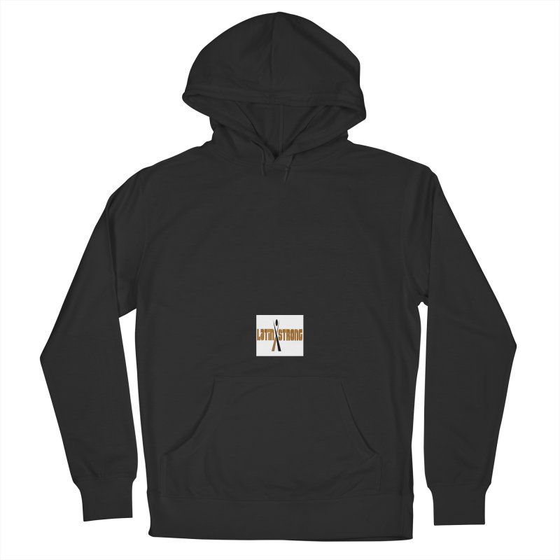 LatinX Strong Vote Women's French Terry Pullover Hoody by LatinX Strong