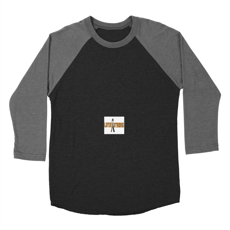 LatinX Strong Vote Women's Baseball Triblend Longsleeve T-Shirt by LatinX Strong