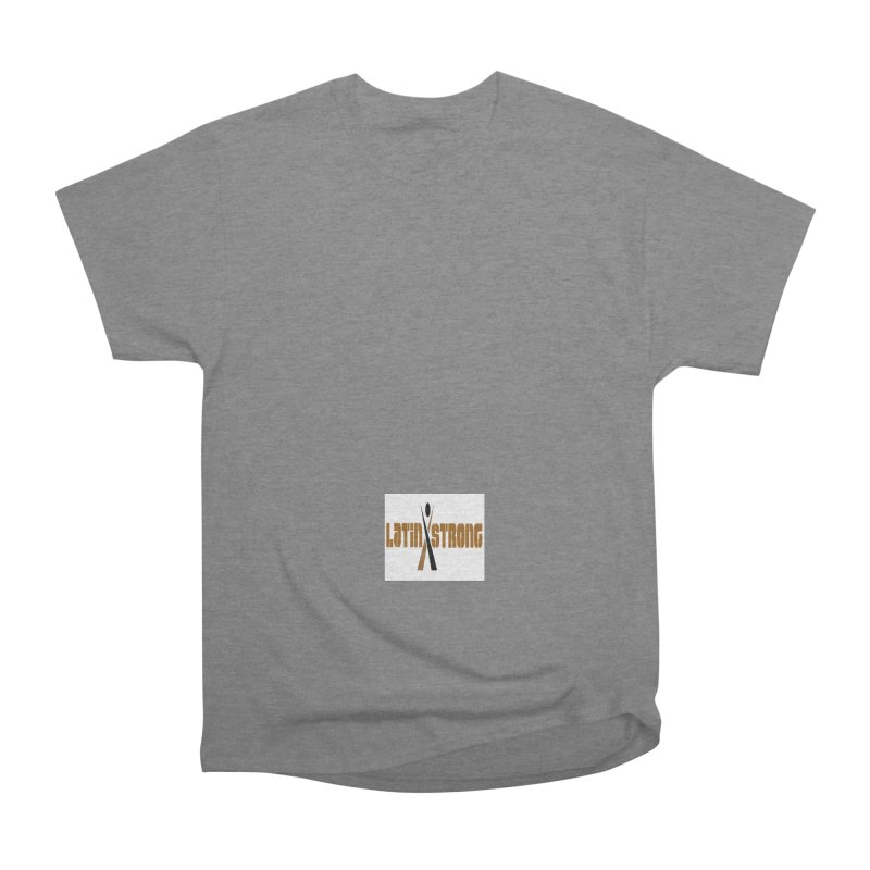 LatinX Strong Vote Men's Heavyweight T-Shirt by LatinX Strong