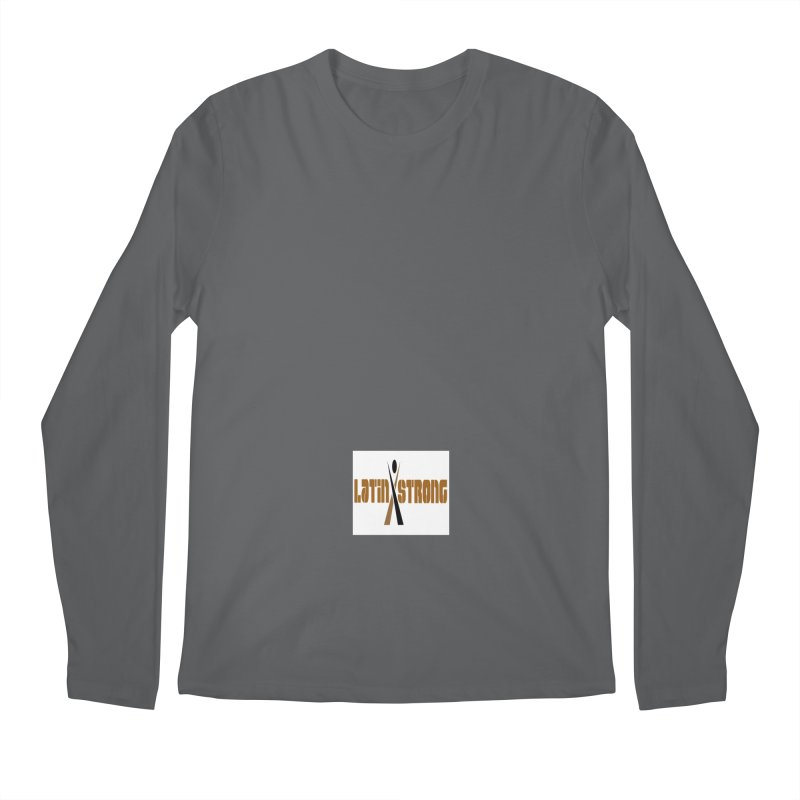 LatinX Strong Vote Men's Longsleeve T-Shirt by LatinX Strong