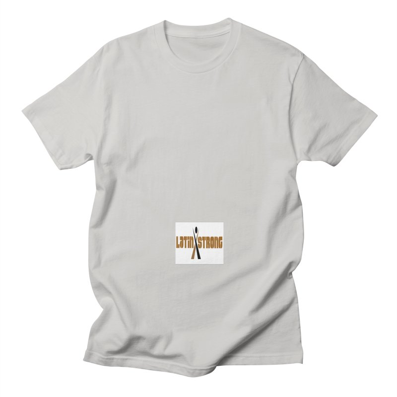 LatinX Strong Vote Men's T-Shirt by LatinX Strong