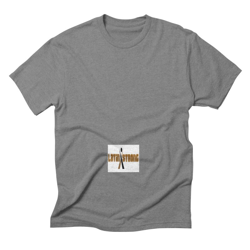 LatinX Strong Vote Men's Triblend T-Shirt by LatinX Strong