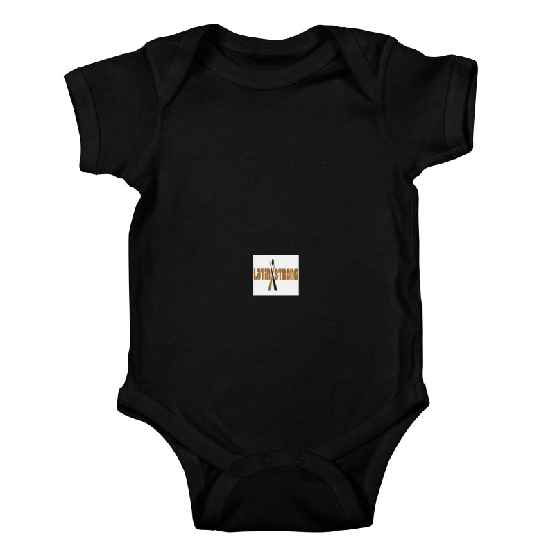 LatinX Strong Vote Kids Baby Bodysuit by LatinX Strong