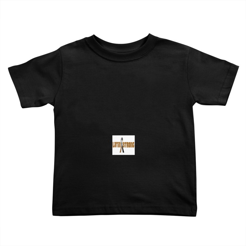 LatinX Strong Vote Kids Toddler T-Shirt by LatinX Strong