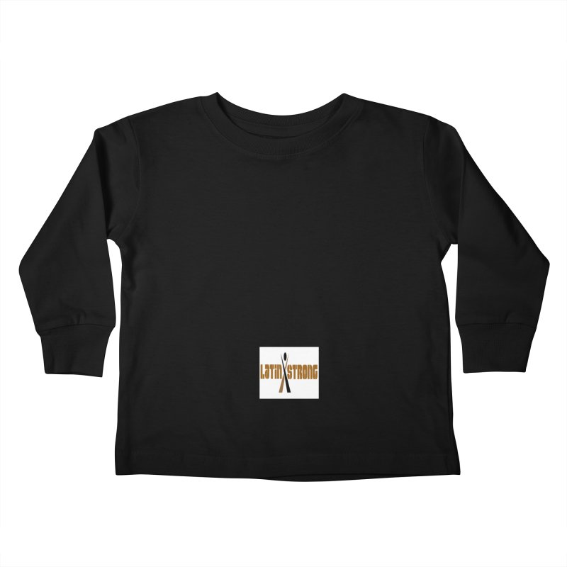 LatinX Strong Vote Kids Toddler Longsleeve T-Shirt by LatinX Strong