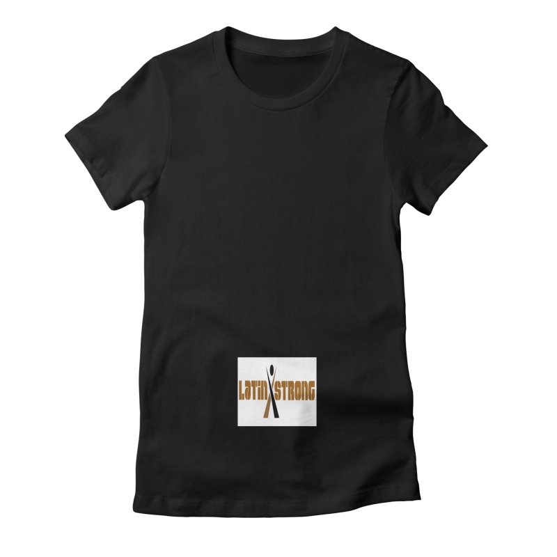 LatinX Strong Vote Women's Fitted T-Shirt by LatinX Strong