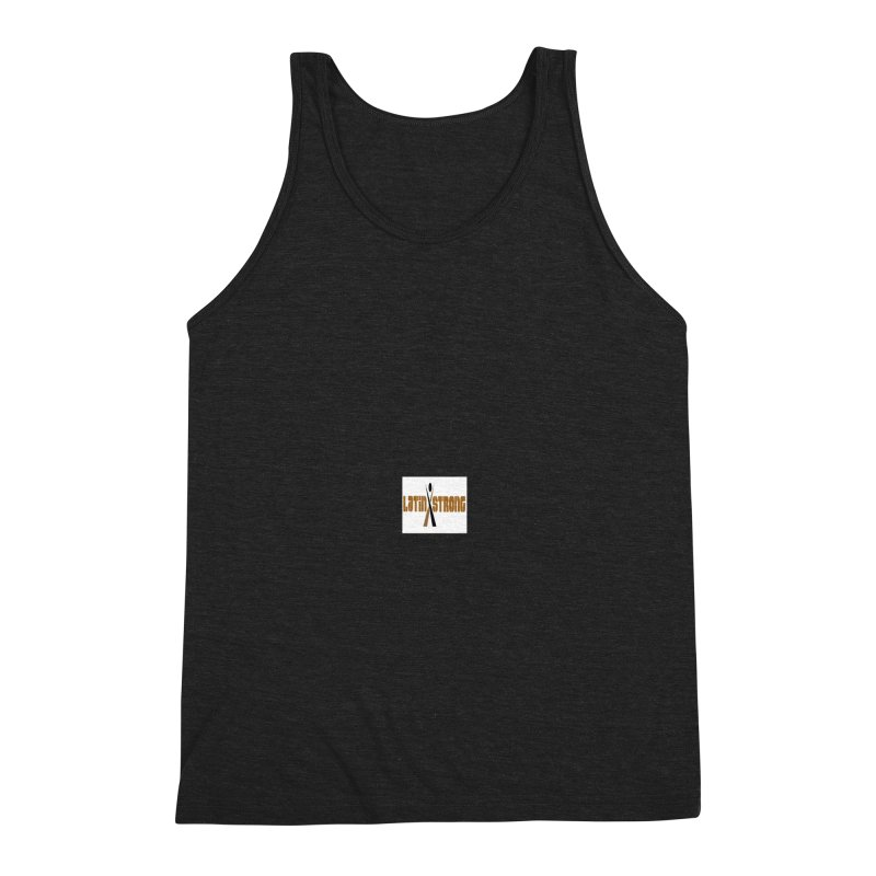 LatinX Strong Vote Men's Tank by LatinX Strong