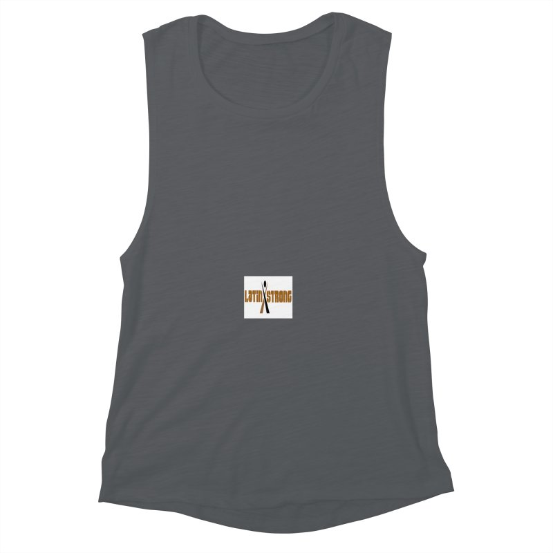 LatinX Strong Vote Women's Muscle Tank by LatinX Strong