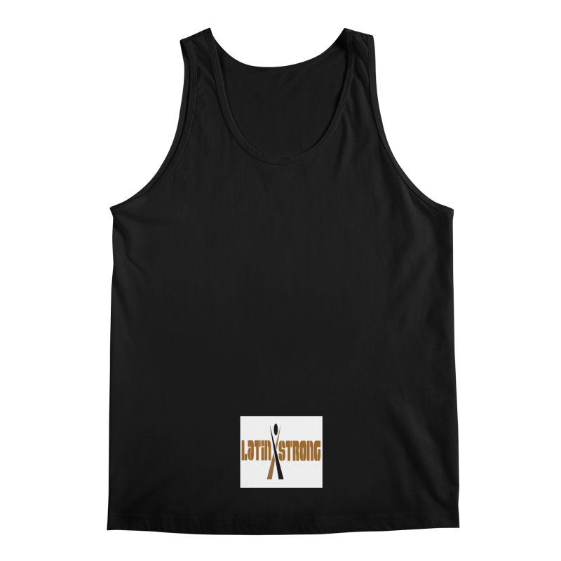 LatinX Strong Vote Men's Regular Tank by LatinX Strong