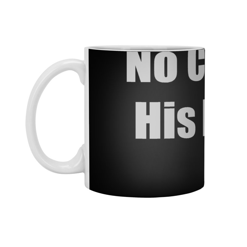 No Collusion His ILLUSION Accessories Standard Mug by LatinX Strong