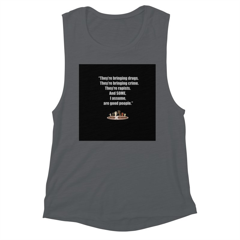 Some by LatinX Strong Women's Muscle Tank by LatinX Strong