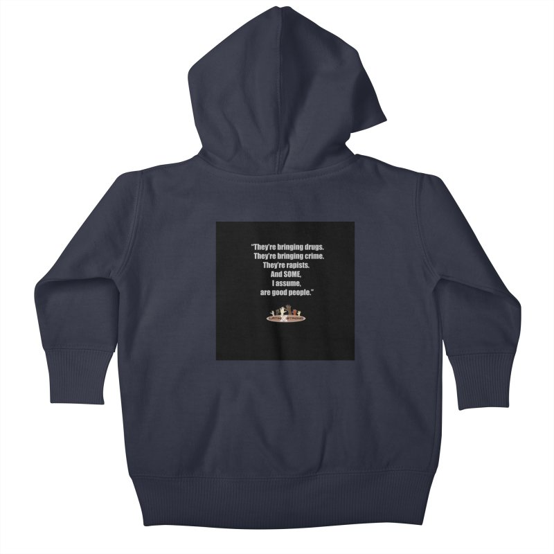 Some by LatinX Strong Kids Baby Zip-Up Hoody by LatinX Strong