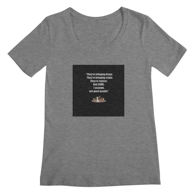 Some by LatinX Strong Women's Scoopneck by LatinX Strong