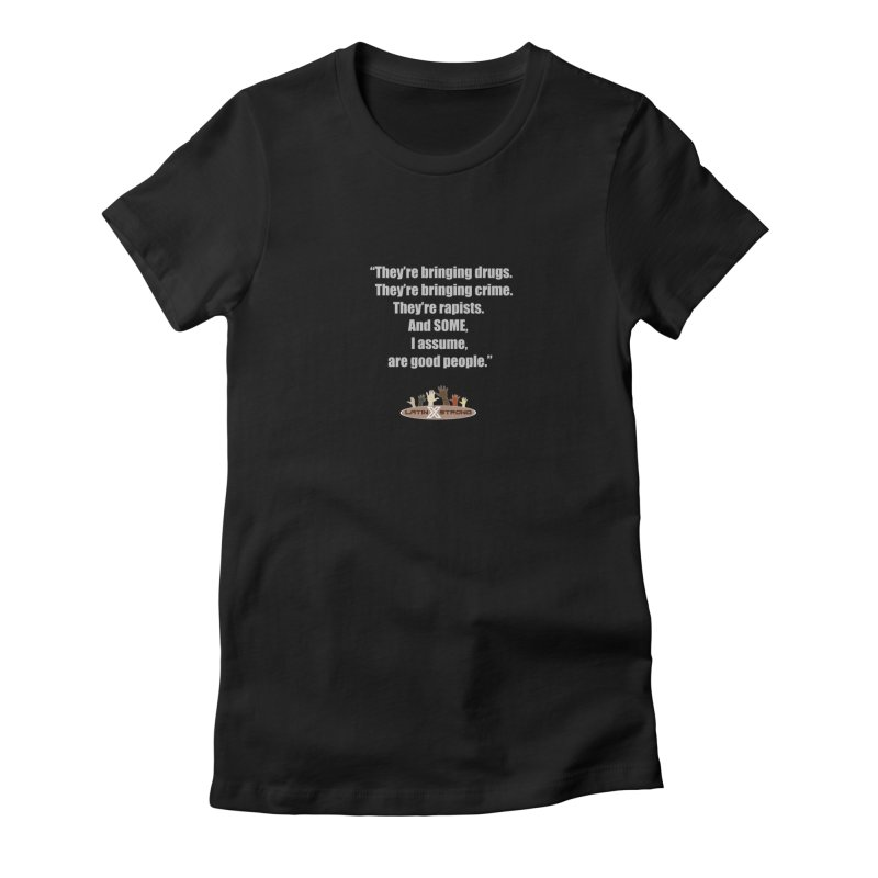 Some by LatinX Strong Women's Fitted T-Shirt by LatinX Strong