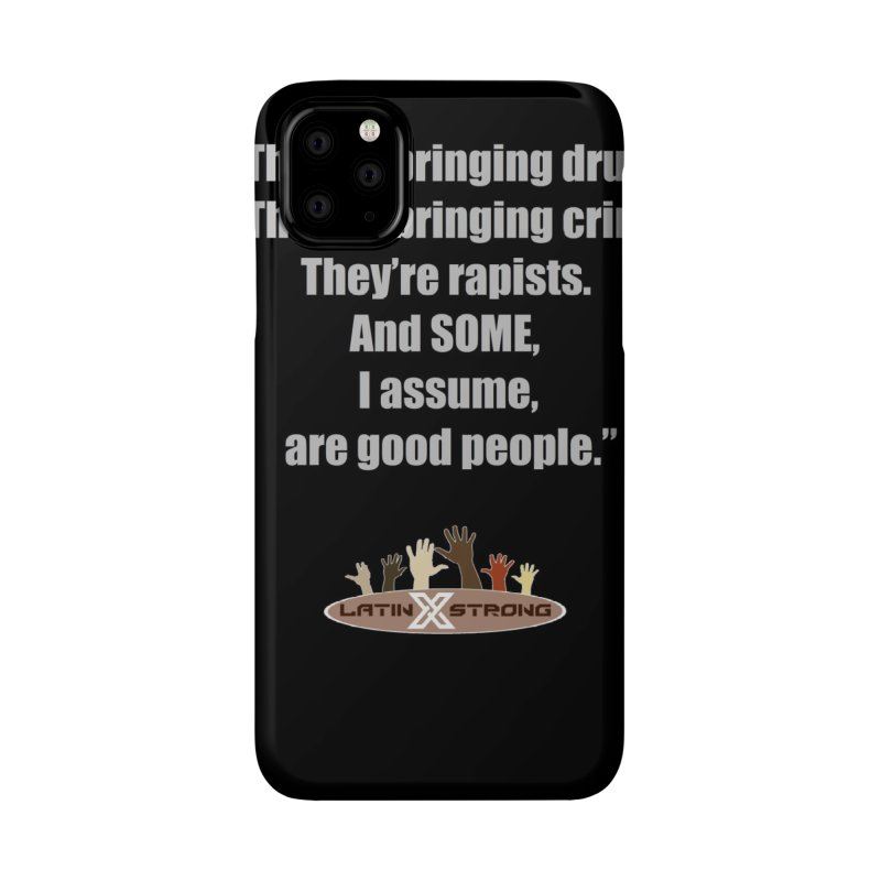 Some by LatinX Strong Accessories Phone Case by LatinX Strong