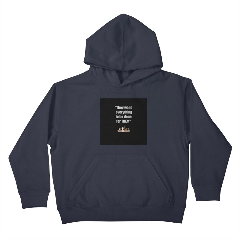 THEM by LatinX Strong Kids Pullover Hoody by LatinX Strong