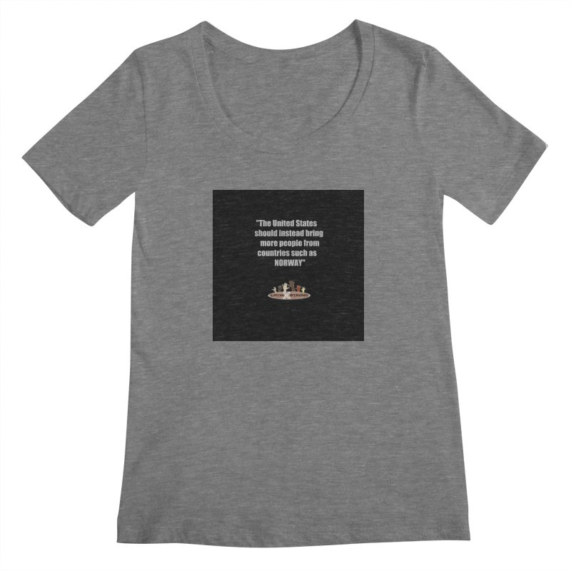 NORWAY by LatinX Strong Women's  by LatinX Strong