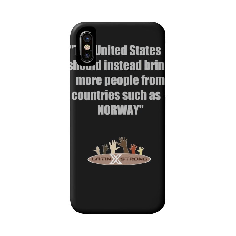 NORWAY by LatinX Strong Accessories Phone Case by LatinX Strong
