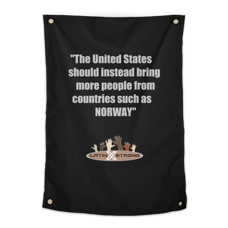 NORWAY by LatinX Strong Home Tapestry by LatinX Strong