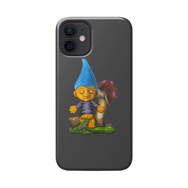 Trolling Along Accessories Phone Case by Art by Latinsilver