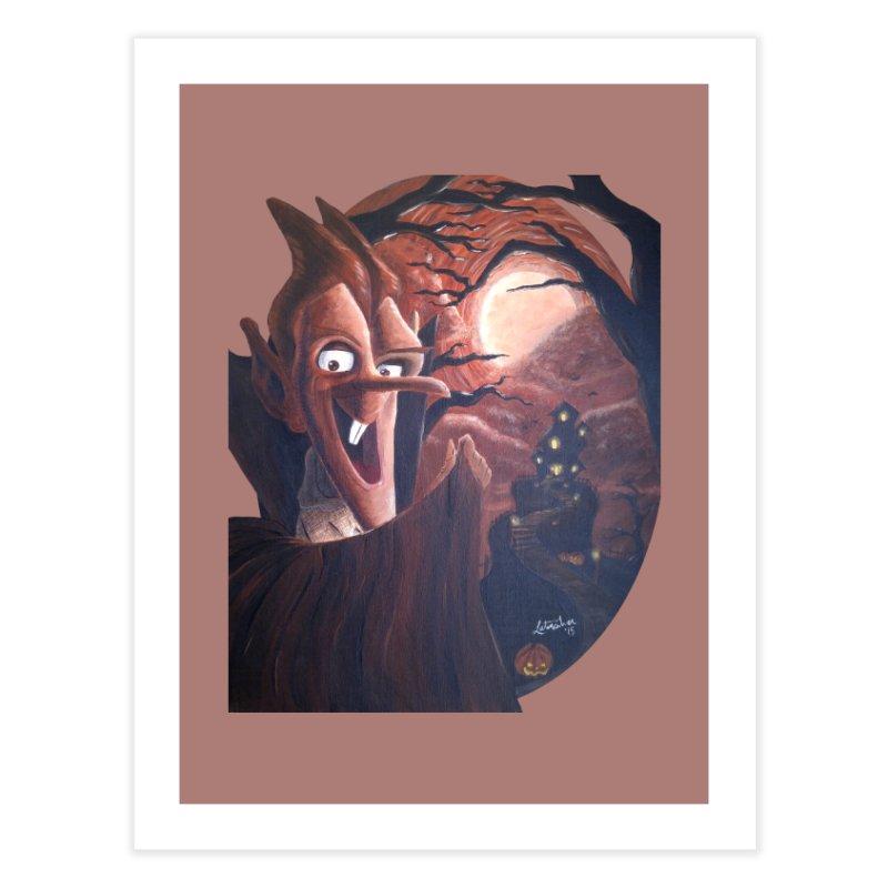 Chocolatey Goodness Home Fine Art Print by Art by Latinsilver