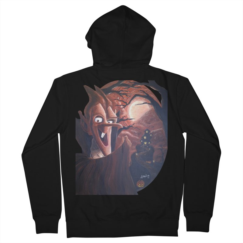 Chocolatey Goodness Men's Zip-Up Hoody by Art by Latinsilver