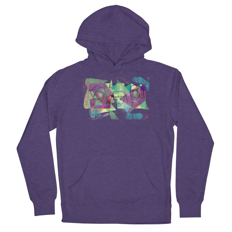 Demystify My Emotions Women's Pullover Hoody by Art by Latinsilver